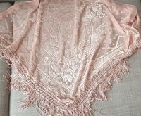 Used Large shawl brand new 👉👉 free in Dubai, UAE