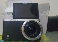 Used Samsung Nx Mini Rotating Screen Camera in Dubai, UAE