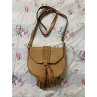 Used Brown boho cross bag in Dubai, UAE
