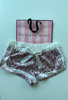 Used Victoria Secret silk shorts size M in Dubai, UAE