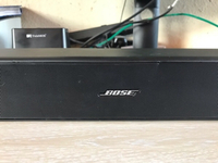 Used Bose solo 5 bluetooth soundbar in Dubai, UAE