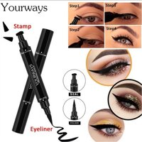 Used New eyeliner 2 in one stamp and pen in Dubai, UAE