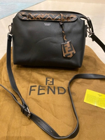 Used Black Fendi bag  in Dubai, UAE