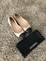 Used Chanel classic ballerine in Dubai, UAE