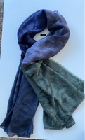 Used Pashmina TRAITS PARIS never used in Dubai, UAE