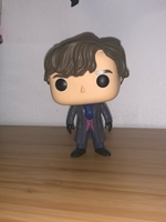 Used Sherlock Funko Pop figure in Dubai, UAE