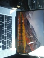 Used 500 ssd gn macbook pro 17 inches power h in Dubai, UAE