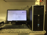 Used HP i5 Desktop in Dubai, UAE