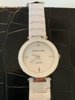 Used Authentic Anne Klein watch with a diamon in Dubai, UAE