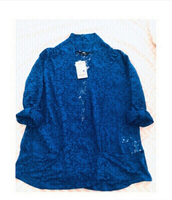 Used Brand New Blue Cardigan in Dubai, UAE