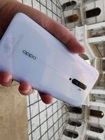 Used Oppo A5 2020 white 128gb 1 month used in Dubai, UAE