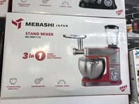 Used Mebashi 3 in 1 Stand mixer,meat grinder  in Dubai, UAE