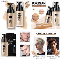 Used Men's revitalizing BB cream wheat color in Dubai, UAE