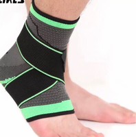 Used 3D ankle support (2pcs) new in Dubai, UAE