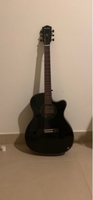 Used Black Harley Benton EAX-500TL guitar in Dubai, UAE