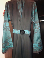 Used 2 Abaya for women, size 60  in Dubai, UAE