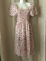 Used Floral dress size F = S to L asian size  in Dubai, UAE