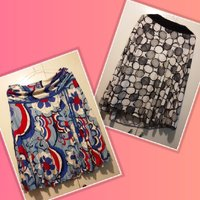 Used Buy 1 get 1 free, 2 flare skirts size XL in Dubai, UAE