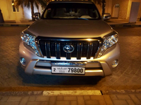Used Prado for sell family car used only on weekend in Dubai, UAE