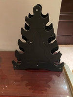 Used Small weights stand.  in Dubai, UAE