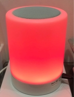Used PersonalizedTouch Lamp Portable Speaker  in Dubai, UAE