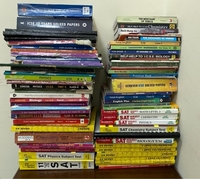 Used !CBSE AND ICSE ALL BOOKS + SAT BOOKS! in Dubai, UAE