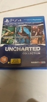 Used Ps4 uncharted nathan drake collection  in Dubai, UAE