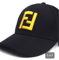 Used ✔FENDI New Black Cap🧢 in Dubai, UAE
