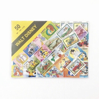 Used Disney Stamps Collection  in Dubai, UAE