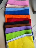 Used 12 pieces of A3 sticky felt in Dubai, UAE