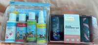 Used Travel kits for adults and baby 2 kits in Dubai, UAE