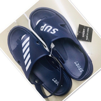 Used Blue Men's Rubber Sleepers size 42♥️ in Dubai, UAE