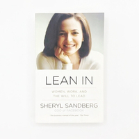 Used Book: Lean In by Sheryl Sandberg in Dubai, UAE