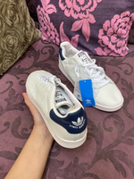 Used Stan smith blue adidas  in Dubai, UAE