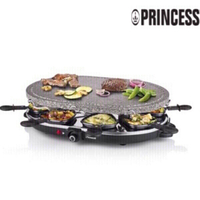 Used Princess party oval Raclette 8 stone in Dubai, UAE