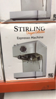 Used Expresso Coffe Maker Stirling USA brand  in Dubai, UAE
