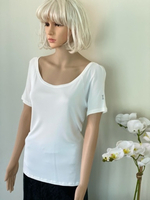 Used ICEBERG elegant women T-shirt S/M in Dubai, UAE