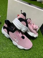 Used FILA shoes pinks new 38 size in Dubai, UAE