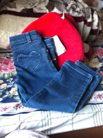 Used New girls Carter's denim 3t👧with tag🏷  in Dubai, UAE