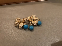 Used Lovely brooch. Summer colours  in Dubai, UAE