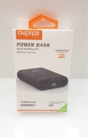 Used Faster power bank with 2 usb port 2.1a  in Dubai, UAE