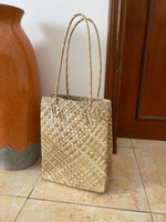 Used Straw small bag  in Dubai, UAE