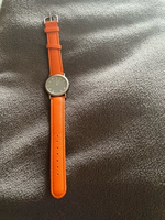 Used Italian watch leather strap.  in Dubai, UAE