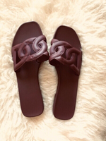 Used Slipper size 40 Asian size  in Dubai, UAE