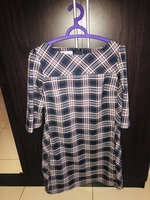Used Short dress from blanco L size in Dubai, UAE