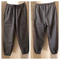 Used Fashionable gray pants size M in Dubai, UAE