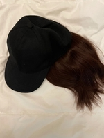 Used new human hair with cap in Dubai, UAE