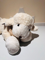 Used Lazy Lefty lamp Plush toy soft animal  in Dubai, UAE