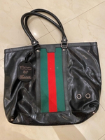 Used Large Gucci black bag  in Dubai, UAE