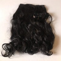 Used New invisible halo hair extension(60) cm in Dubai, UAE
